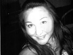 Nona, lured to her death by two men she met on Facebook. Rest In Peace.