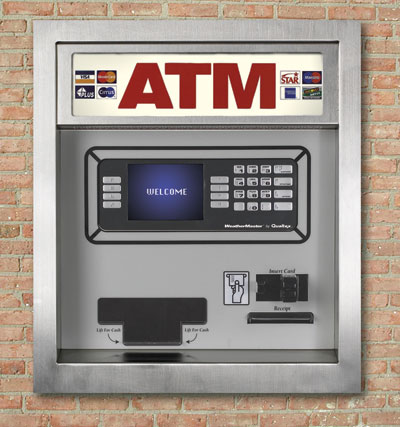 atm security Security solution for atms, atss and other self-service devices reduces the risk of fraud and vandalism and helps to resolve disputes with customers.